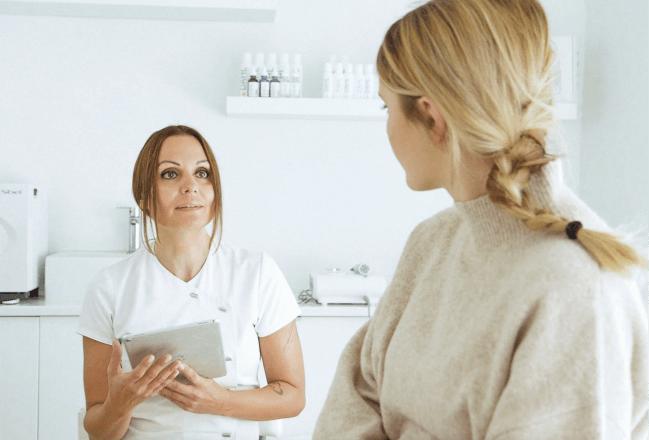 fråga hudläkare gratis